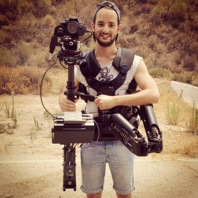 caspani steadicam