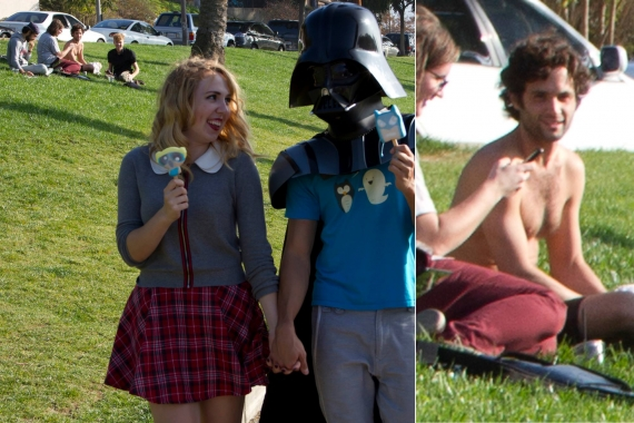 penn badgley darth vader